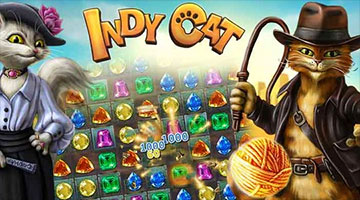 Jeu Indy Cat