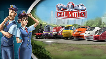 Jeu Rail Nation