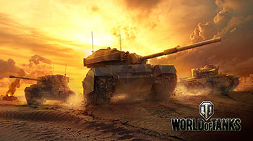 Jeu World of Tanks